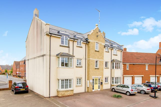 Thumbnail Flat for sale in Prospero Way, Swindon, Wiltshire
