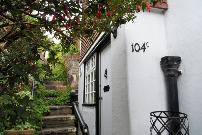 Thumbnail Terraced house to rent in High Street, Hastings