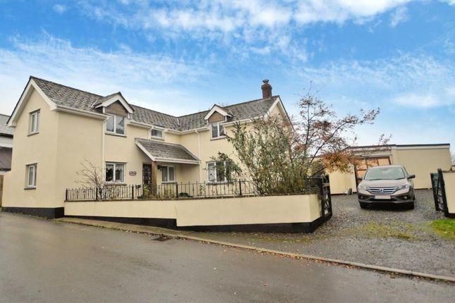 Thumbnail Detached house for sale in Shebbear, Beaworthy, Devon