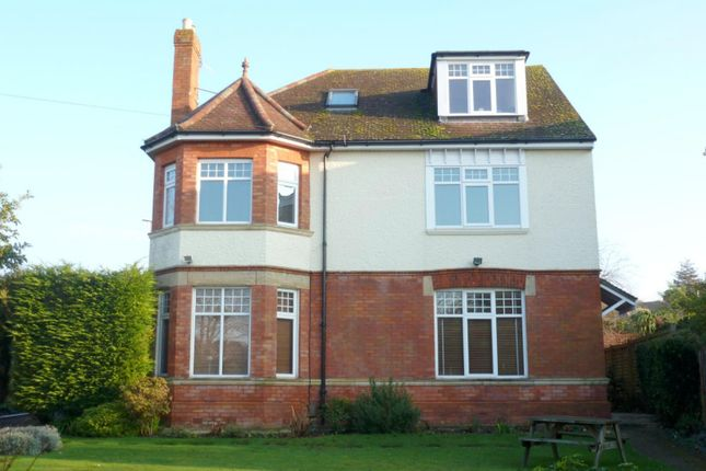 Thumbnail Flat to rent in Danecourt Road, Lower Parkstone, Poole