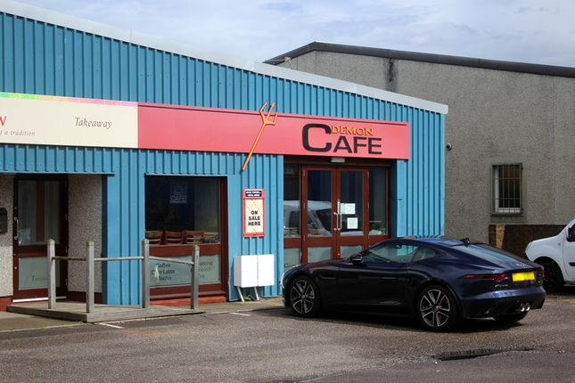 Thumbnail Restaurant/cafe to let in Demon Cafe And Takeaway, 46B Seafield Road, Inverness