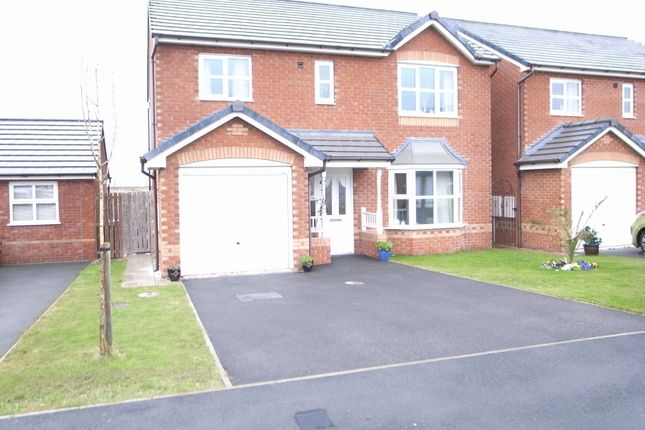 Thumbnail Detached house to rent in Pen Y Cae, Abergele