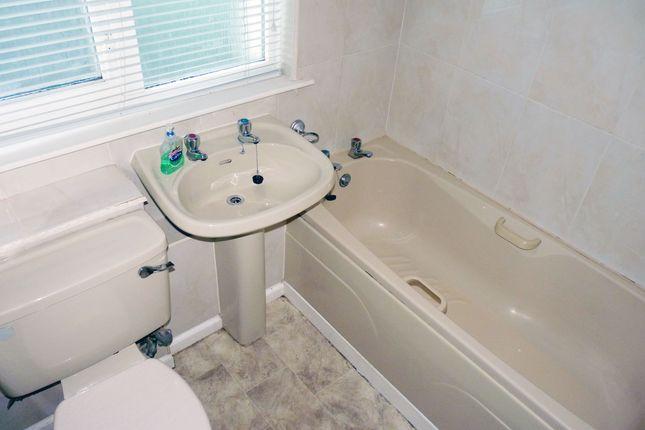 Bathroom of Whitehorse Walk, Westwood, East Kilbride G75