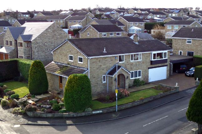 Thumbnail Detached house for sale in Mayberry Drive, Silkstone, Barnsley