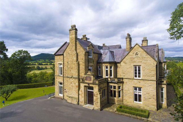 Thumbnail Detached house for sale in Gate Road, Froncysyllte, Llangollen, Denbighshire