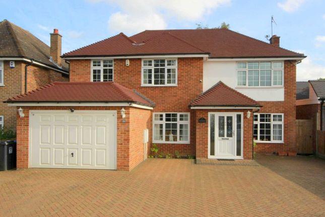 Thumbnail Detached house for sale in Farmhouse Lane, High Street Green, Hemel Hempstead Industrial Estate, Hemel Hempstead