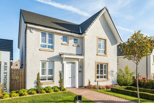 """Thumbnail Detached house for sale in """"Balmoral"""" at Newtonmore Drive, Kirkcaldy"""