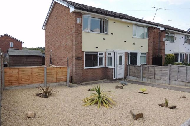 2 bed semi-detached house for sale in Siskin Road, Offerton, Stockport SK2
