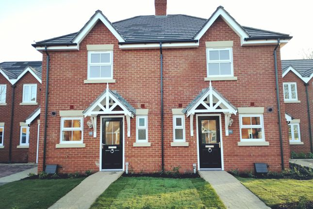 2 bed semi-detached house for sale in Marryat Way, Bransgore