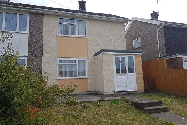 Thumbnail Semi-detached house to rent in Heol Dulais, Birchgrove, Swansea, City And County Of Swansea.