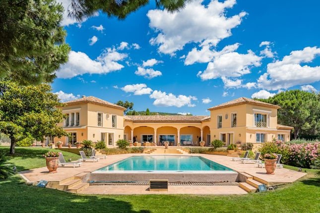 Thumbnail Villa for sale in Beauvallon Grimaud, St Raphaël, Ste Maxime Area, French Riviera