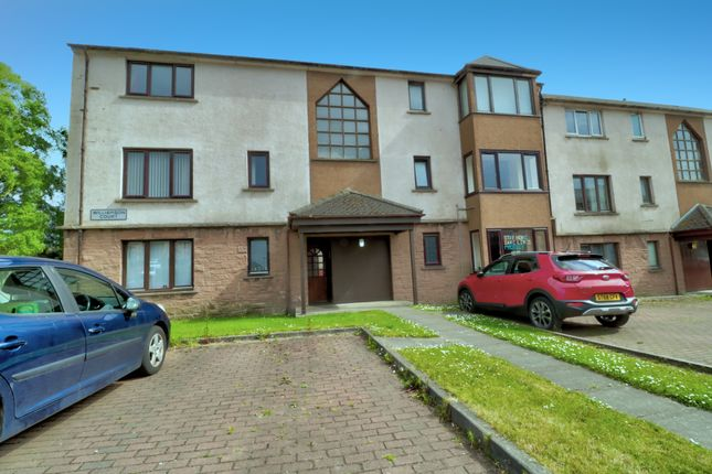 Front Exterior of Williamson Court, Largo Street, Arbroath DD11