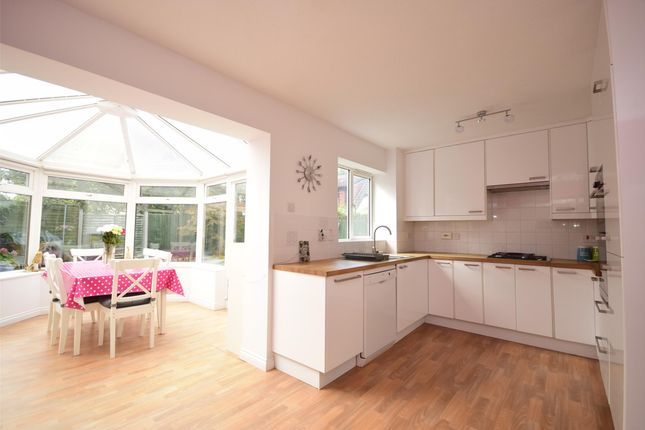 Thumbnail Semi-detached house for sale in Meadgate, Emersons Green, Bristol