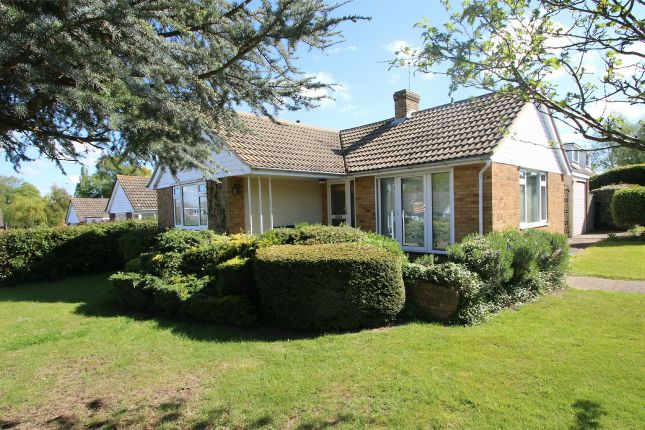Thumbnail Detached bungalow for sale in 3 Millfield, High Halden, Kent