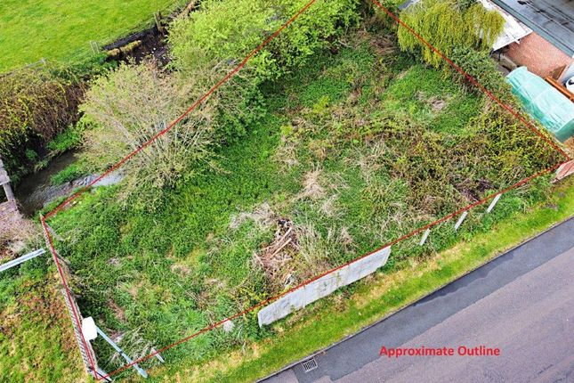 Land for sale in Willow Crescent, Market Harborough LE16