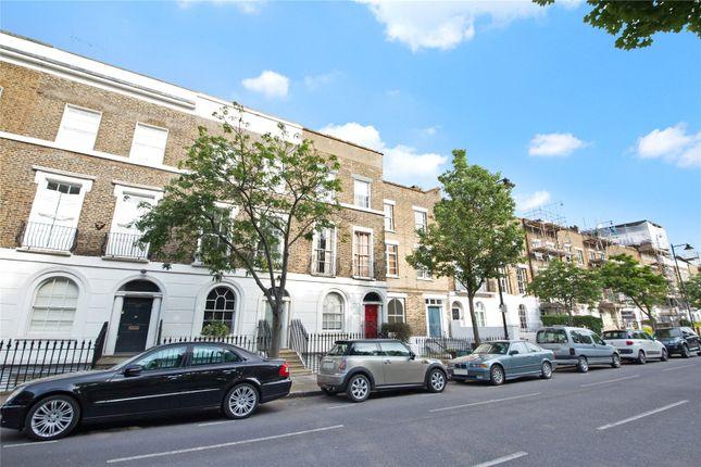 Maisonette for sale in Barnsbury Road, London