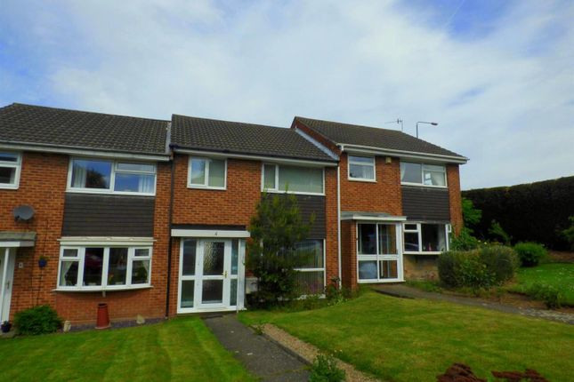 Thumbnail Town house to rent in Derwent Crescent, Arnold, Nottingham