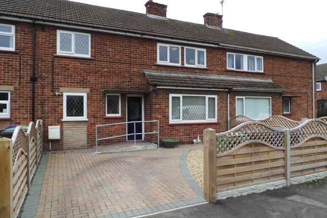 Terraced house for sale in Bycroft Road, Morton, Gainsborough