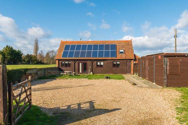 Thumbnail Barn conversion for sale in Long Wittenham, Abingdon