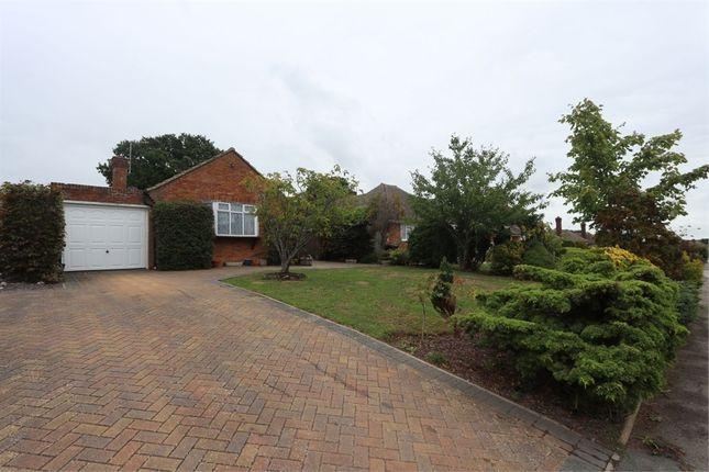 Thumbnail Detached bungalow for sale in Hawthylands Road, Hailsham, East Sussex