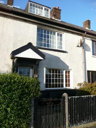 Thumbnail Terraced house to rent in Beersbridge Road, Ballymacarret, Belfast