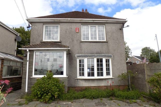 Thumbnail Detached house for sale in Tonna Uchaf, Tonna, Neath, Neath Port Talbot.