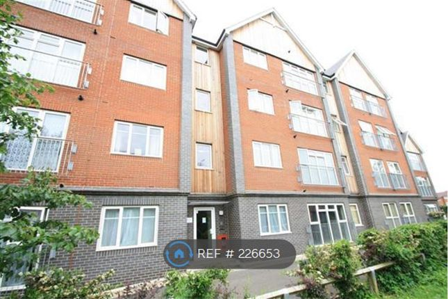Thumbnail Flat to rent in Millward Drive, Bletchley