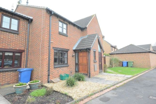 Thumbnail Terraced house to rent in Coney Grange, Warfield, Bracknell