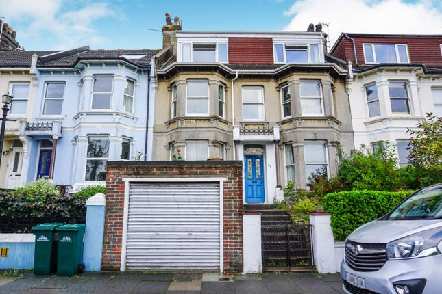Thumbnail Terraced house for sale in Stanford Road, Brighton