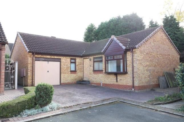 Thumbnail Bungalow for sale in Cromwell Court, Skellow, Doncaster