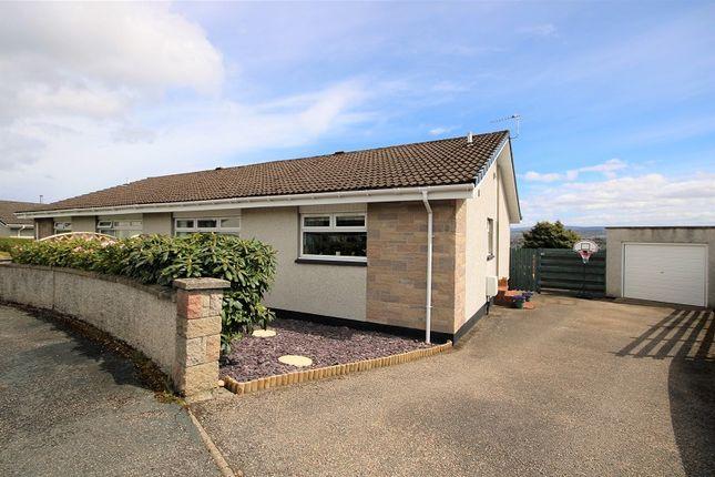 3 bed semi-detached bungalow for sale in 32 Leachkin Drive, Scorguie, Inverness IV3