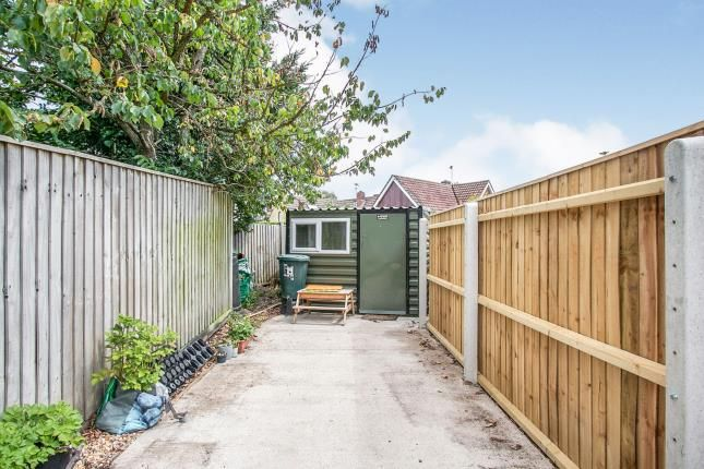 Garden Shed of Manor Court, Ringwood BH24