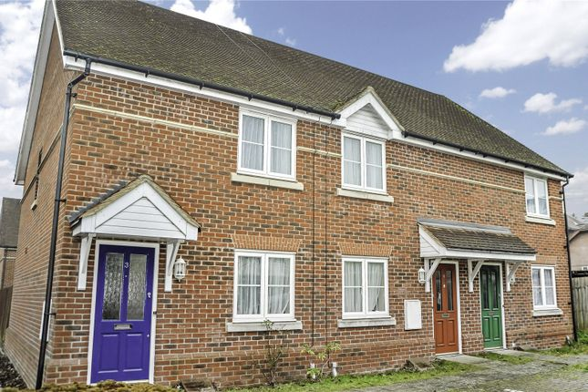 Thumbnail End terrace house to rent in Hawley Mews, Reading, Berkshire
