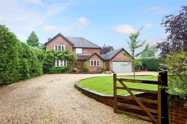 Thumbnail Detached house for sale in Copes Lane, Bramshill, Hampshire