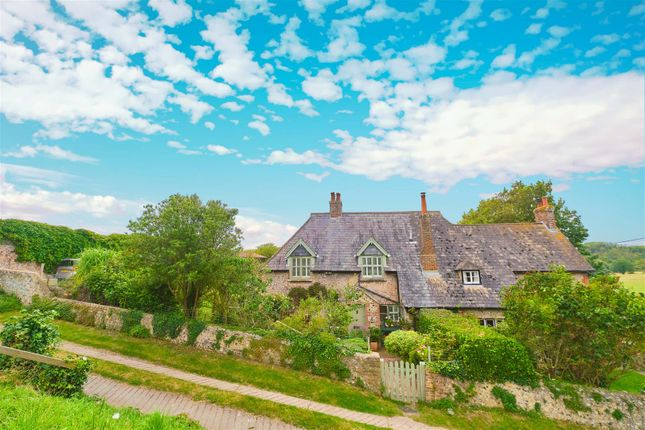 Thumbnail Cottage for sale in Bishopstone, Seaford