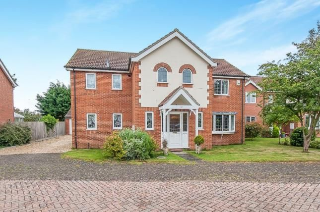 Thumbnail Detached house for sale in Glebe Close, Sibsey, Boston, Lincolnshire