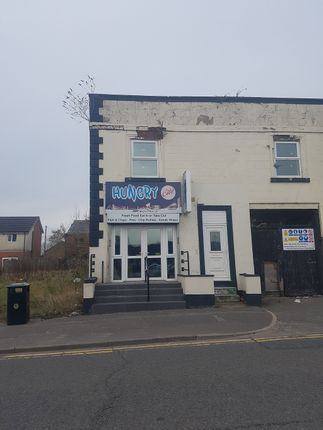 Thumbnail Restaurant/cafe to let in Ashton Old Road, Manchester