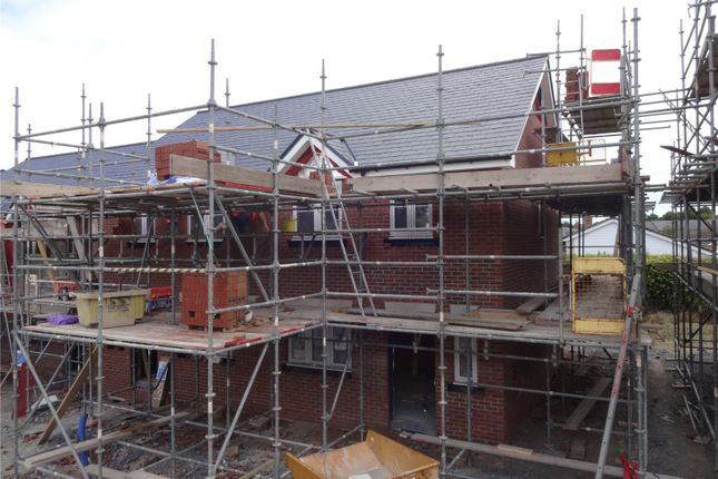 Thumbnail Semi-detached house for sale in Plot 57 Dolforgan View, Kerry, Newtown, Powys