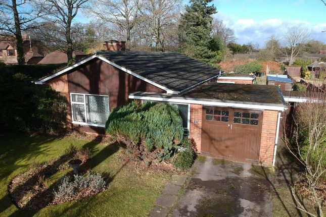 Thumbnail Detached bungalow for sale in Silchester Road, Pamber Heath, Tadley