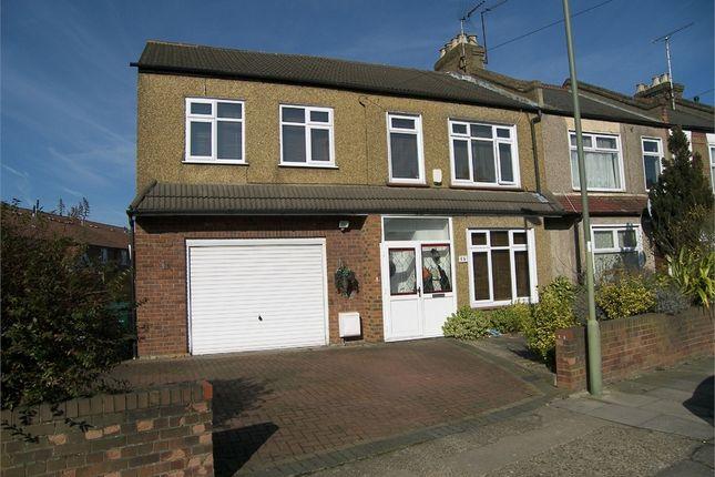 Thumbnail Terraced house for sale in Brunswick Avenue, London