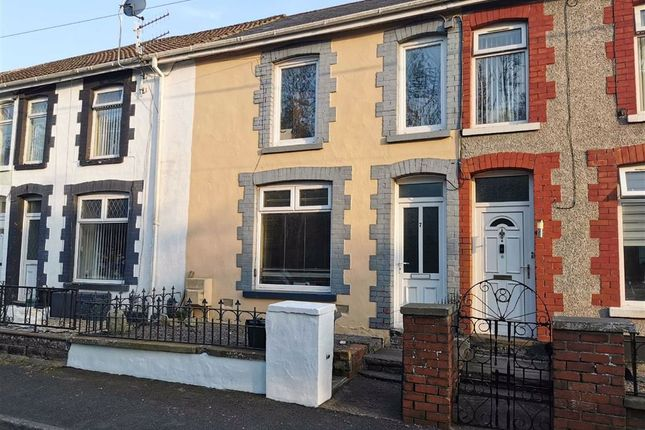 Thumbnail Terraced house for sale in Gored Terrace, Melincourt, Neath