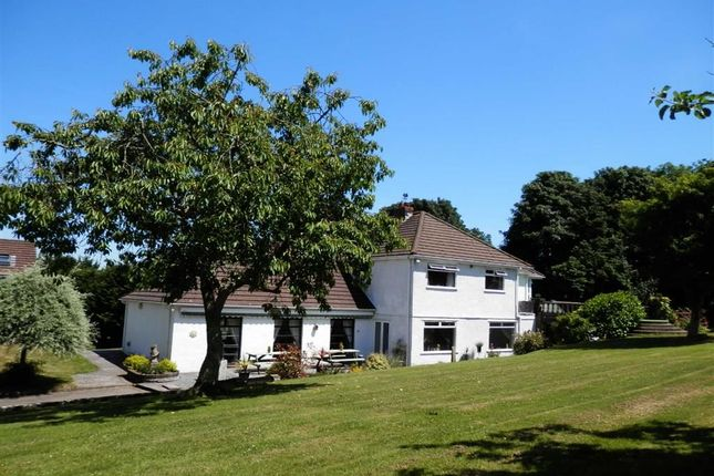 Thumbnail Hotel/guest house for sale in Trelaske Hotel And Restaurant, Polperro Road, Looe, Cornwall
