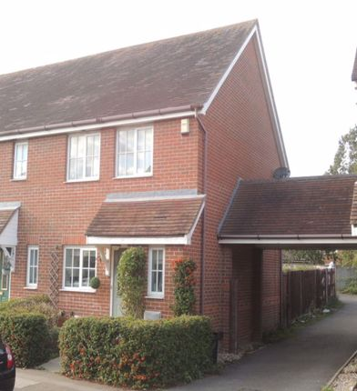 Thumbnail Property to rent in Rawlings Crescent, Highwoods, Colchester