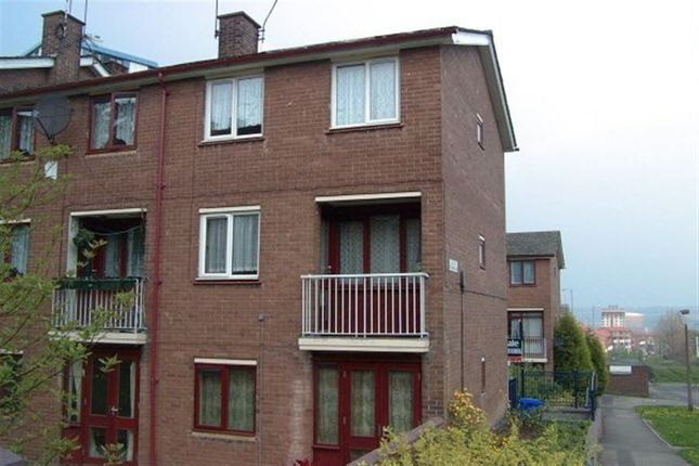 Thumbnail Maisonette to rent in St. Georges Close, Sheffield