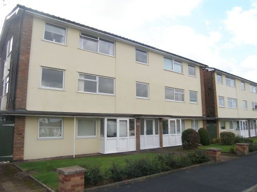 Thumbnail Flat to rent in Campion Road, Leamington Spa