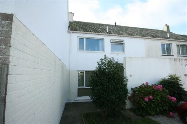 Thumbnail Property to rent in Polwhele Road, Newquay
