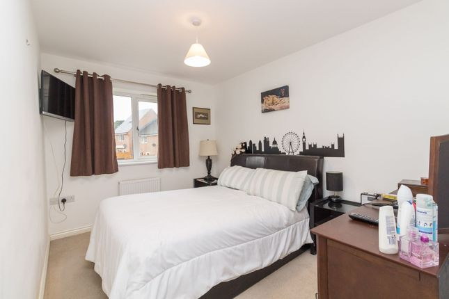 Master Bedroom of Vetch Way, Andover SP11
