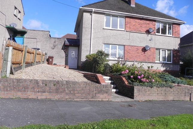 Thumbnail Flat to rent in Heol Illtyd, Caewern, Neath, Neath Port Talbot
