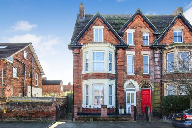 Thumbnail Semi-detached house for sale in Milton Road, Bedford