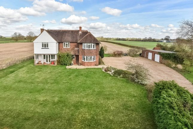 Thumbnail Detached house for sale in Frittenden Road, Biddenden, Ashford
